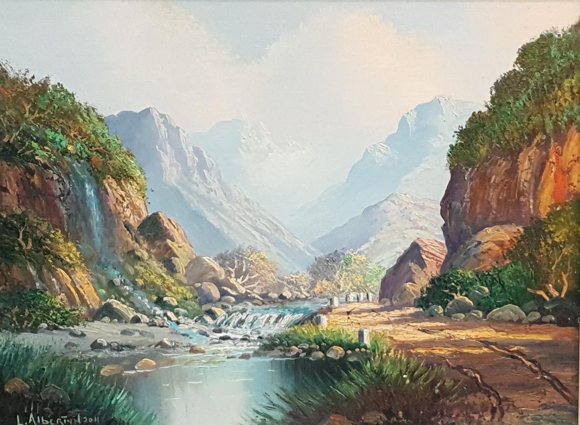 lesley albertyn landscape