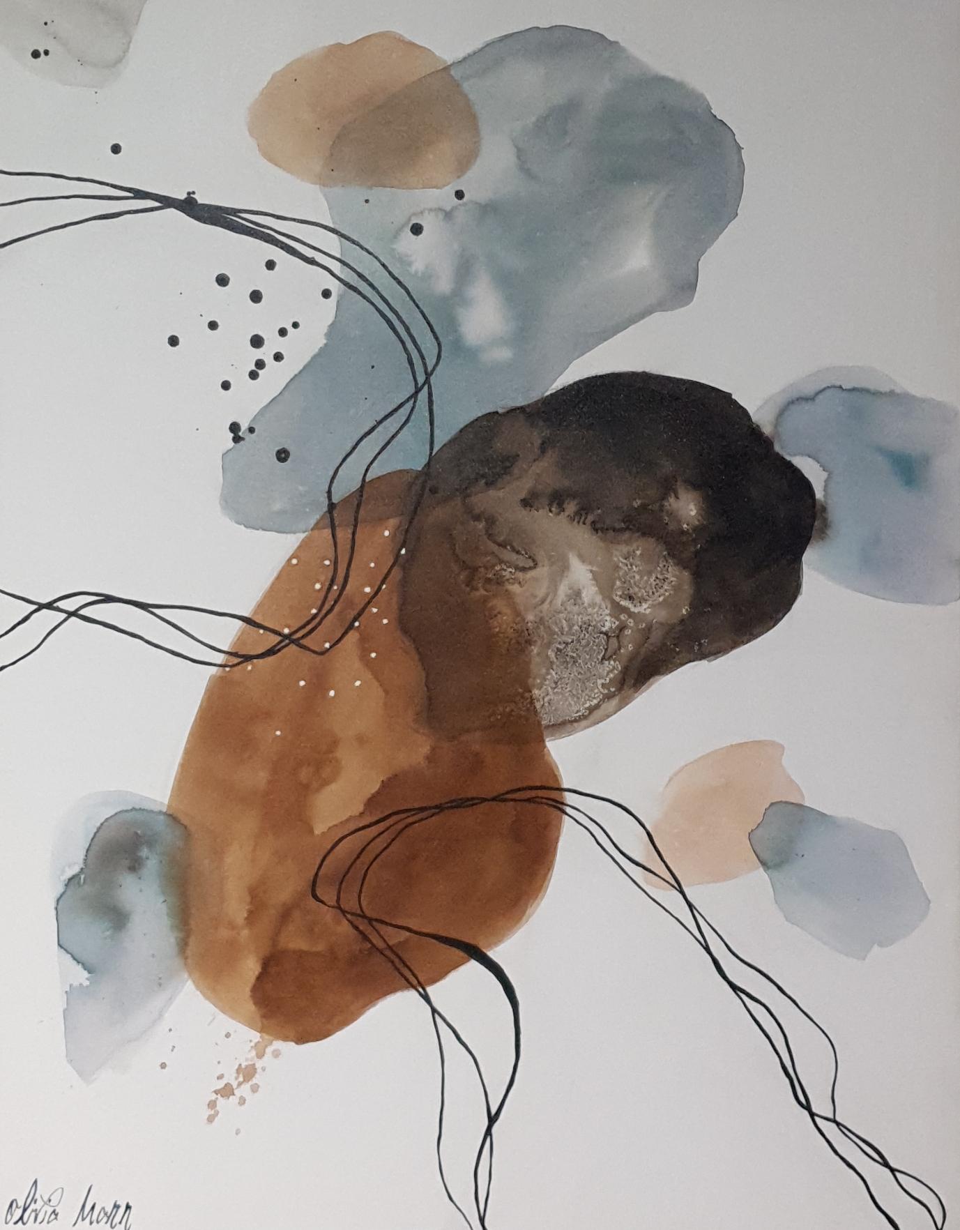 olivia man abstrak 1