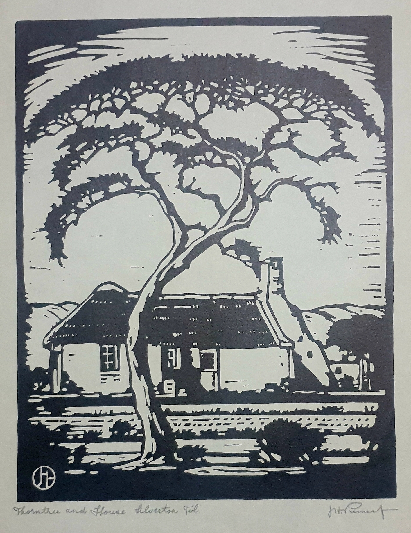 pierneef Thorntree and House Silverton Tvl