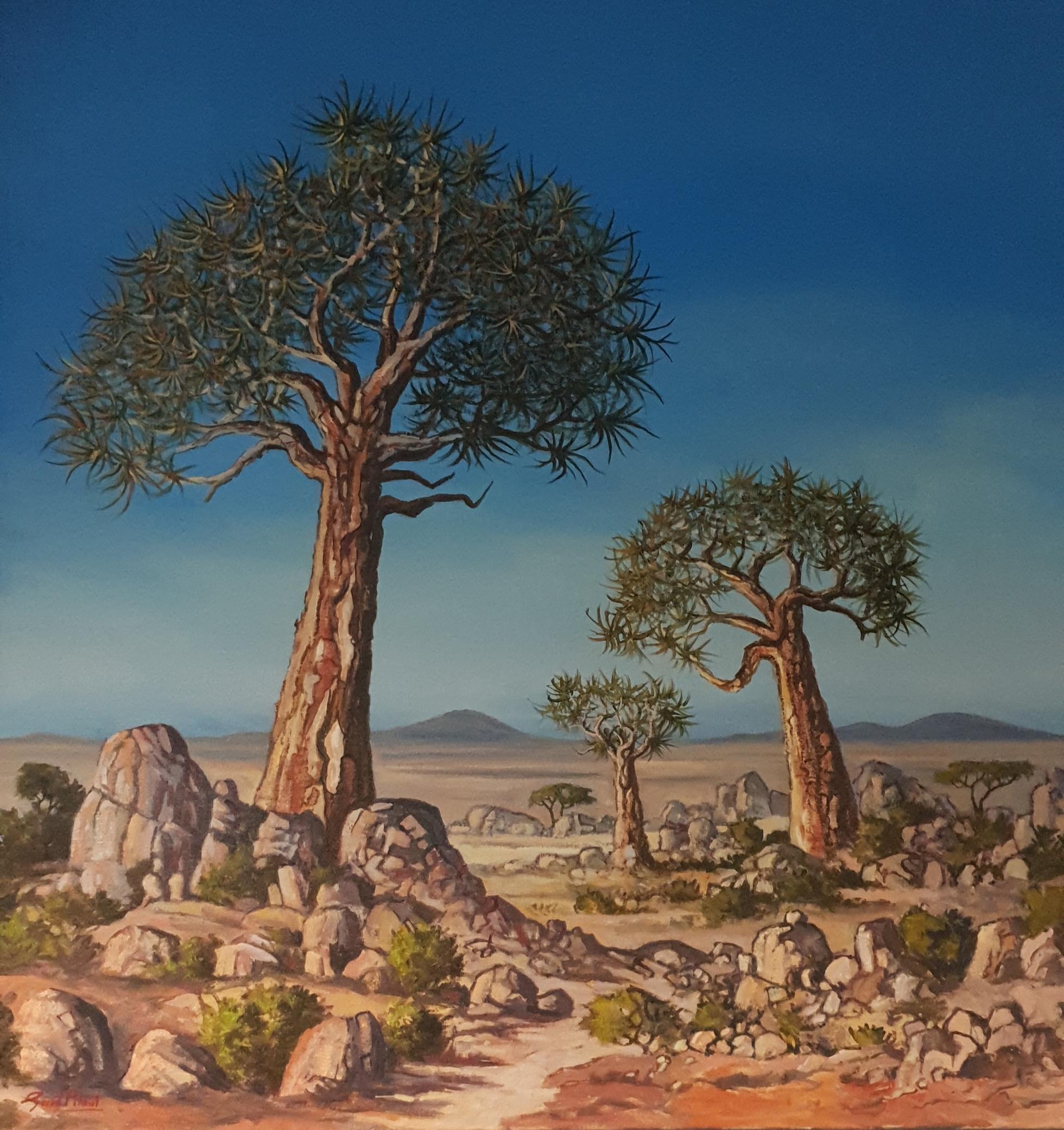 gerrit pitout Quiver trees