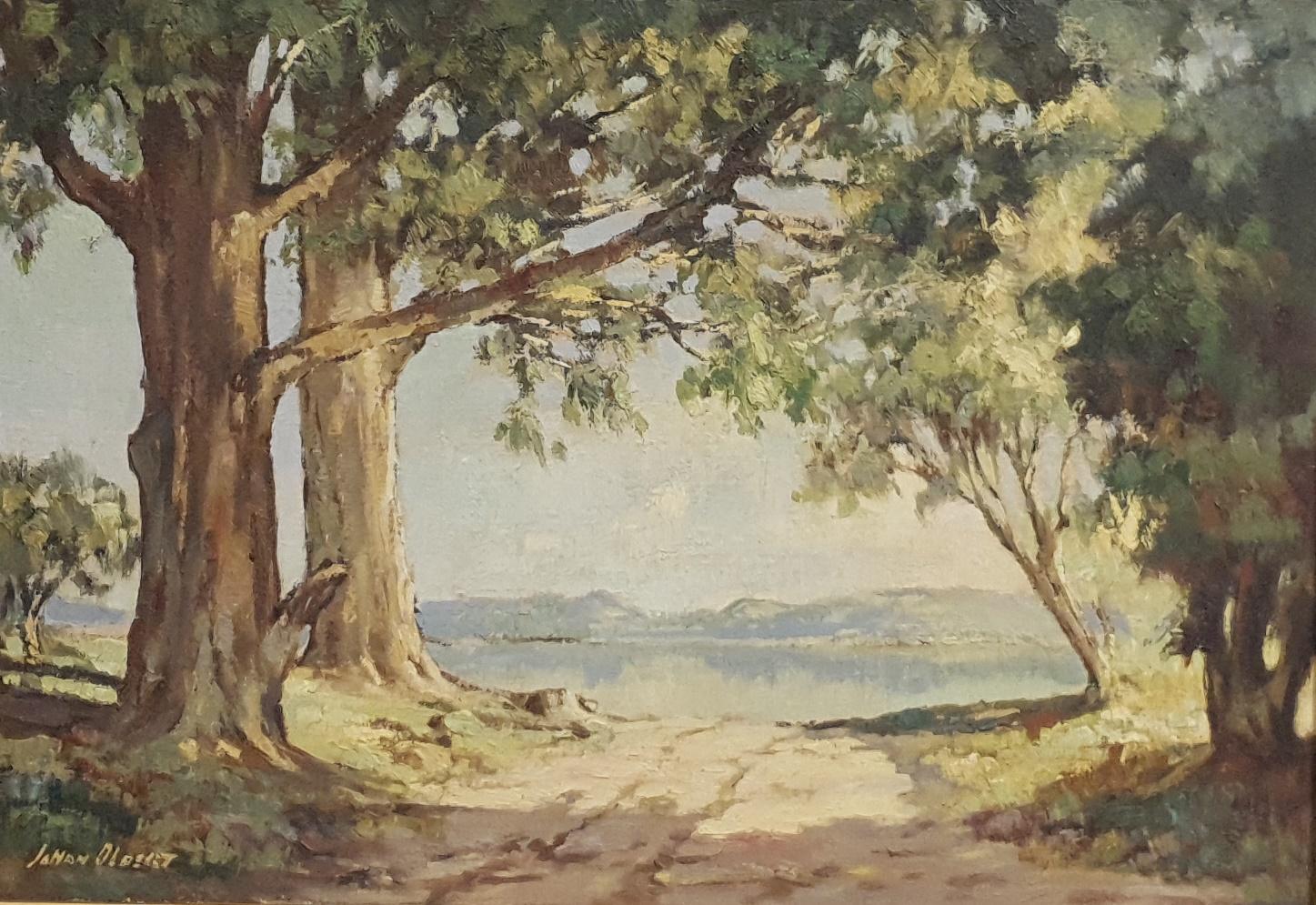 johan oldert trees