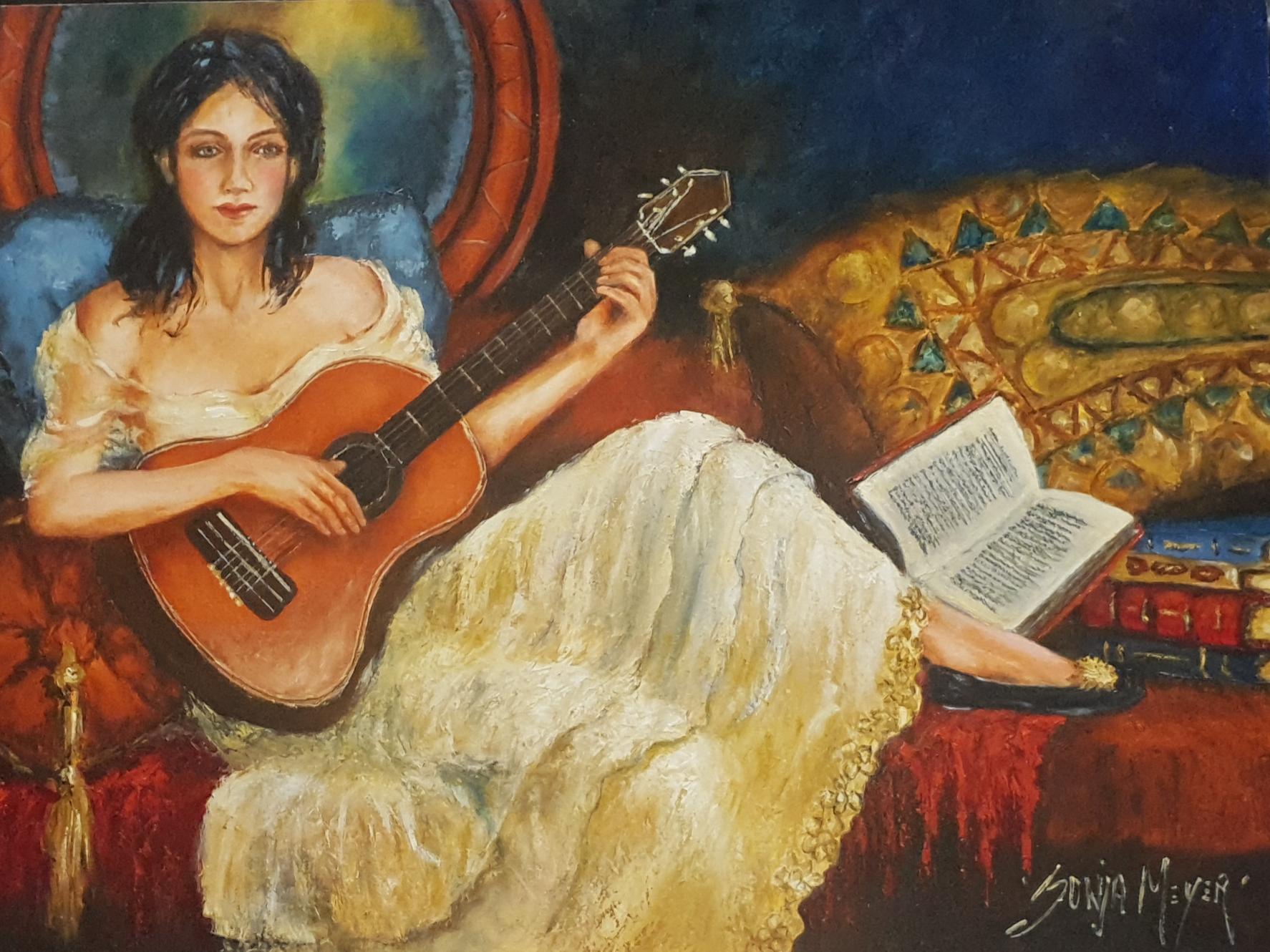 sonja guitar player 431