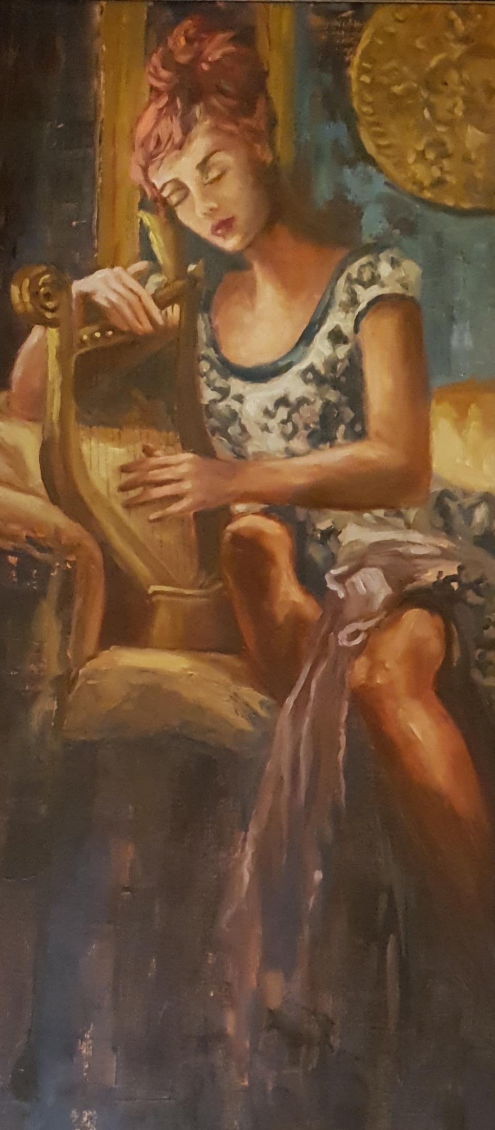 tanya lady harp